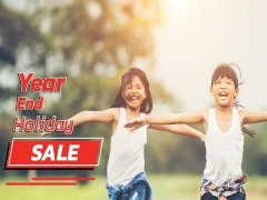Year End Holiday Sale in Thai Lion Air for your Flight to Bangkok