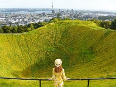 Discover New Zealand with Singapore Airlines
