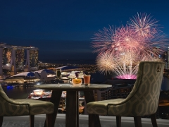 New Year's Eve Countdown Suite Offer at Pan Pacific Singapore