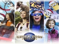 Universal Studios Singapore Annual Pass Flash Deal in Resorts World Sentosa