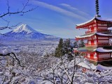 Explore Winter in Japan with All Nippon Airways
