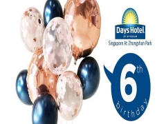 Fabulous IV - Celebrate Days Inn Hotel 6th Birthday with 30% Savings