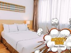 Play N' Stay Angry Birds Package at Hotel Granada Johor Bahru