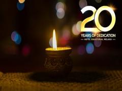Deepavali Deals 2018 at Hotel Equatorial Melaka