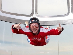WIN More Flights to iFly Singapore