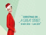 Christmas on a Great Street Offer at Mandarin Orchard by Meritus