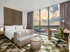 Festive Celebration Staycation at Crowne Plaza Changi Airport