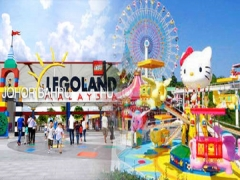 30% Off for Legoland Annual Pass Holders or Ticket Stub at Puteri Harbour
