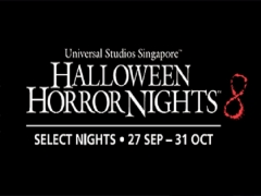 Enjoy Halloween Horror Nights at Resorts World Sentosa with UOB Card