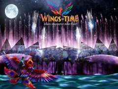 Up to 20% off Wings of Time (Standard Seat) Exclusive for HSBC Cardholder