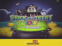 Two-To-Go and Save Up to 28% on your visit to Legoland Malaysia