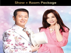 Cai Xiao Hu & Long Qian Yu Love Hokkien Songs Concert Package at Resorts World Genting