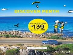 Discover Perth with Scoot from SGD139