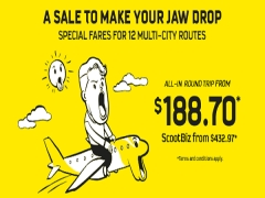 Travel Open Jaw as you Scoot to Multi-City of your Favourite Countries