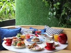 Complimentary Breakfast on your Stay at InterContinental Singapore Clarke Quay