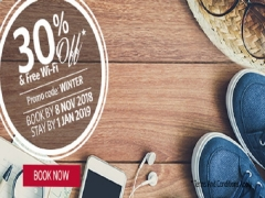 Winter Escapes - Up to 30% Off at Copthorne Kings Hotel Singapore