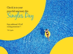 Singles Day Sale - Enjoy up to 11% Off Rates in Furama Hotels