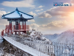 Best Deal to Seoul with Korean Air from SGD621