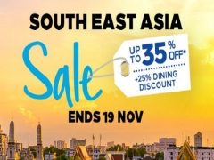 Southeast Asia Sale! Enjoy up to 35% Savings in Hilton Hotels
