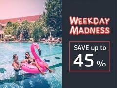 Weekday Stays up to 45% Off at Centara Grand Beach Resort & Villas Hua Hin