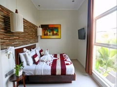 1-For-1 One Room Night (Includes Breakfast Daily) in Uppala Villa Seminyak with HSBC