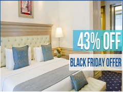 Black Friday Special - Up to 43% Off Room Rate at Royale Chulan Penang