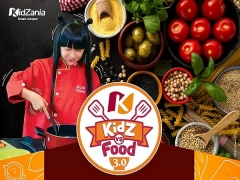 KidZ vs Food 3.0 Early Bird Discount in KidZania Kuala Lumpur