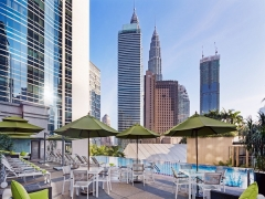 Buy 1 Night Free 2nd Night Offer at Impiana KLCC Hotel