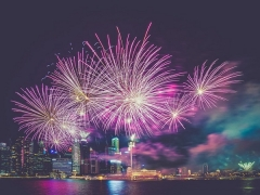 New Year Eve Package - Guaranteed Fireworks View in The Fullerton Hotel Singapore
