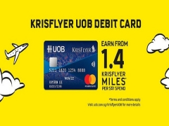 Scoot with UOB Krisflyer Card and Enjoy up to 25% Savings