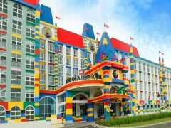 RM850 per Night for Themed Room Booking in Legoland Malaysia with UOB Card