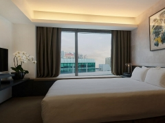 21 Days Advance Purchase with Up to 15% Off Room Rate in Pan Pacific Serviced Suites Orchard
