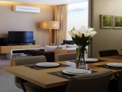 Sweet Suite Deal in Parkroyal Serviced Suites Kuala Lumpur