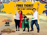Buy 2 Full-Paying Adults 4-in-1 Combo and 3 Person Goes Free in Sentosa 4D AdventureLand