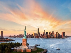 Fly non-stop to USA with Singapore Airlines from SGD988