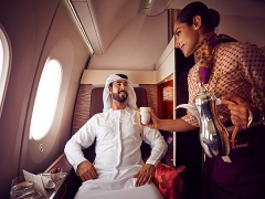 Up to 10% off Selected Flights in Etihad Airways with American Express