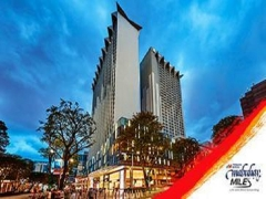 Philippine Airlines Mabuhay Miles Promotion in Mandarin Orchard Singapore