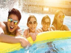 Family Summer Getaway Package in Marina Mandarin