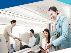 Fly Across the Globe with Korean Air and American Express