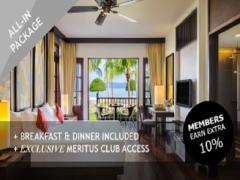#PELANGIBEST 4D3N Getaway in Meritus Pelangi Beach