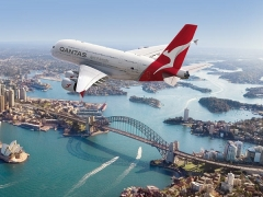 New Year, New Adventures in Qantas Airways with Flights from SGD448