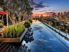 Golden Circle: New Year, New Beginnings in Hotel Jen Orchardgateway Singapore