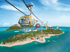 Up to 50% off Cable Car Sky Pass Round Trip with DBS Cards