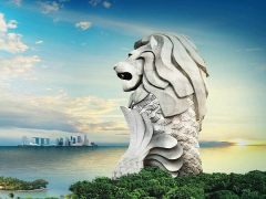 Up to 50% off Sentosa Merlion Ticket Exclusive for DBS Cardholders
