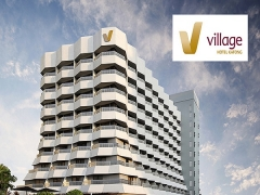 Up to 25% Saving in Village Hotel Katong Exclusive for NTUC Cardmembers