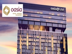 Up to 25% Saving in Oasia Hotel Novena, Singapore Exclusive for NTUC Cardmembers