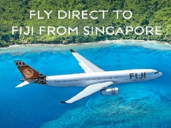 10% off Flights Booked with Fiji Airways and HSBC Card