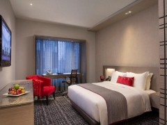 Enjoy 10% off Best Flexi Rates and more in Carlton Hotel Singapore with UOB Card