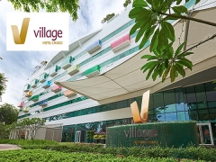 Up to 25% Off Stay in Village Hotel Changi with NTUC Card