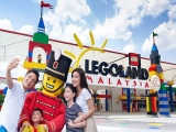 Enjoy 35% off Theme Park Entrance Fees in Legoland Malaysia with HSBC Card